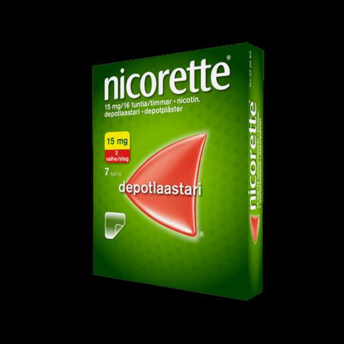Tupakoinnin lopettaminen Laastarit | Nicorette