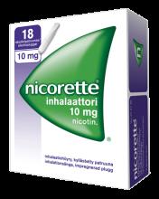 NICORETTE®-inhalaattori